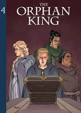 The Orphan King Vol. 4