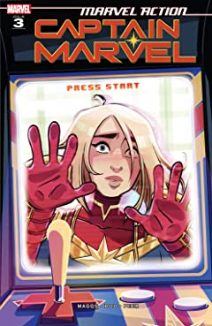 Marvel Action Captain Marvel (2021-) #3