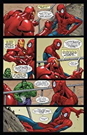 Marvel Action Classics: Spider-Man Two-in-One-Action #2