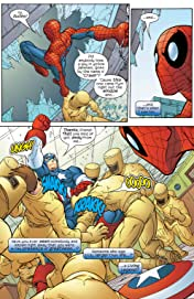 Marvel Action Classics: Spider-Man Two-in-One-Action #3