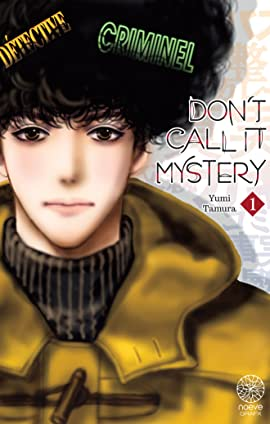 Don't Call It Mystery Vol. 1