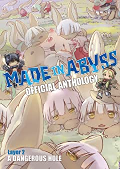 Made in Abyss Official Anthology - Layer 2: A Dangerous Hole Tome 2
