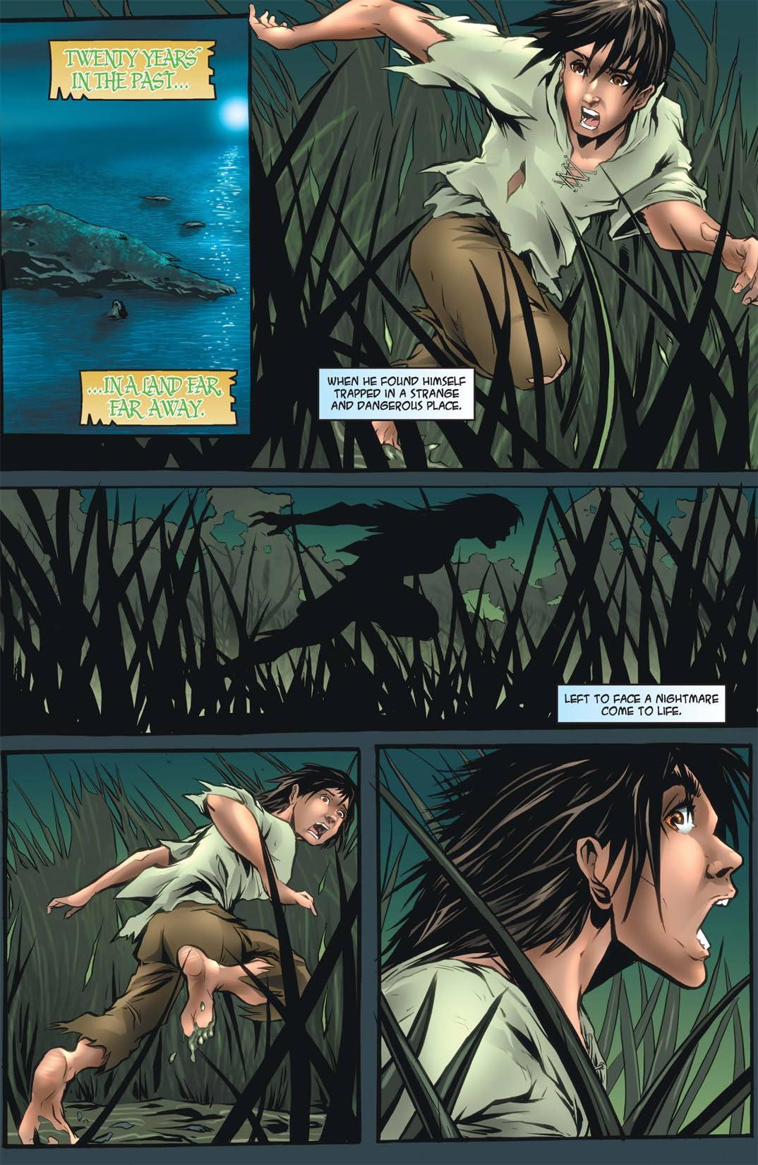 Neverland #1 (of 7)