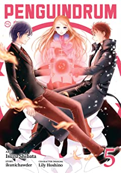 PENGUINDRUM Tome 5