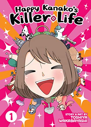 Happy Kanako's Killer Life Tome 1