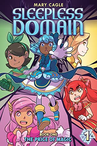 Sleepless Domain - Book One: The Price of Magic Vol. 1