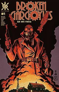 Broken Gargoyles: Sin and Virtue #1