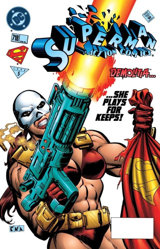 Action Comics (1938-2011) #718
