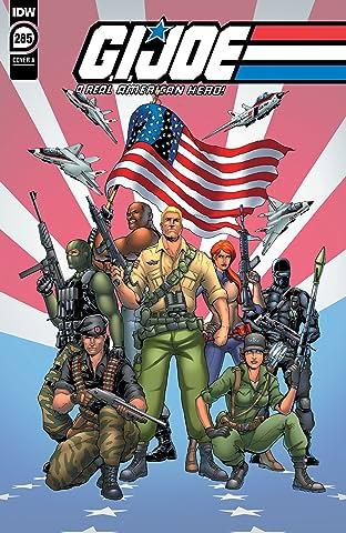 G.I. Joe: A Real American Hero No.285