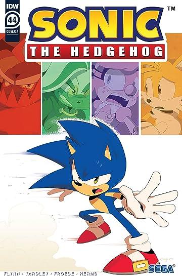 Sonic The Hedgehog (2018-) #44