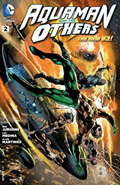 Aquaman and the Others No.2