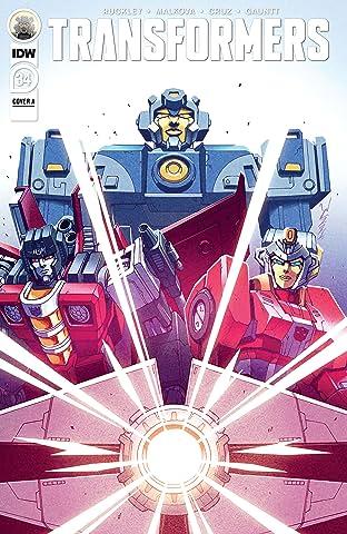 Transformers (2019-) No.34
