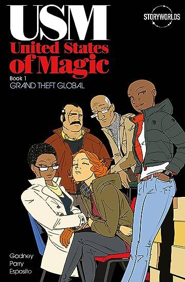 United States of Magic Vol. 1: Grand Theft Global