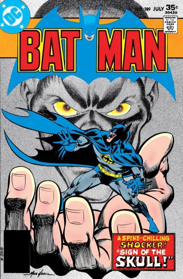 Batman (1940-2011) #289