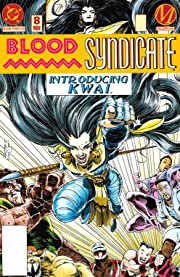 Blood Syndicate (1993-1995) #8
