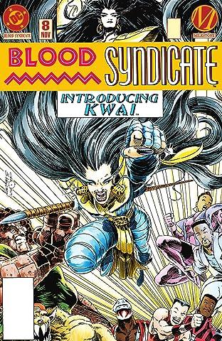 Blood Syndicate (1993-1995) No.8
