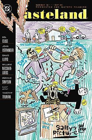Wasteland (1987-1989) #10