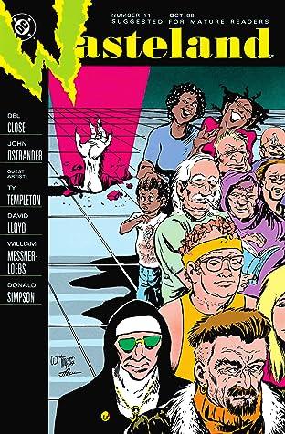 Wasteland (1987-1989) #11