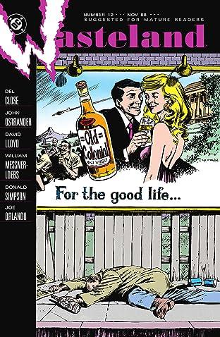 Wasteland (1987-1989) #12