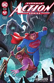 Action Comics (2016-) #1032