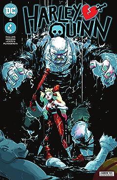 Harley Quinn (2021-) #4