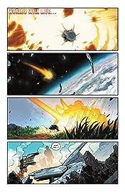 Infinite Frontier (2021) #1