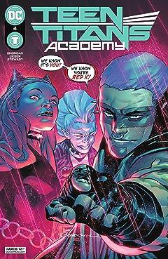 Teen Titans Academy (2021-) #4