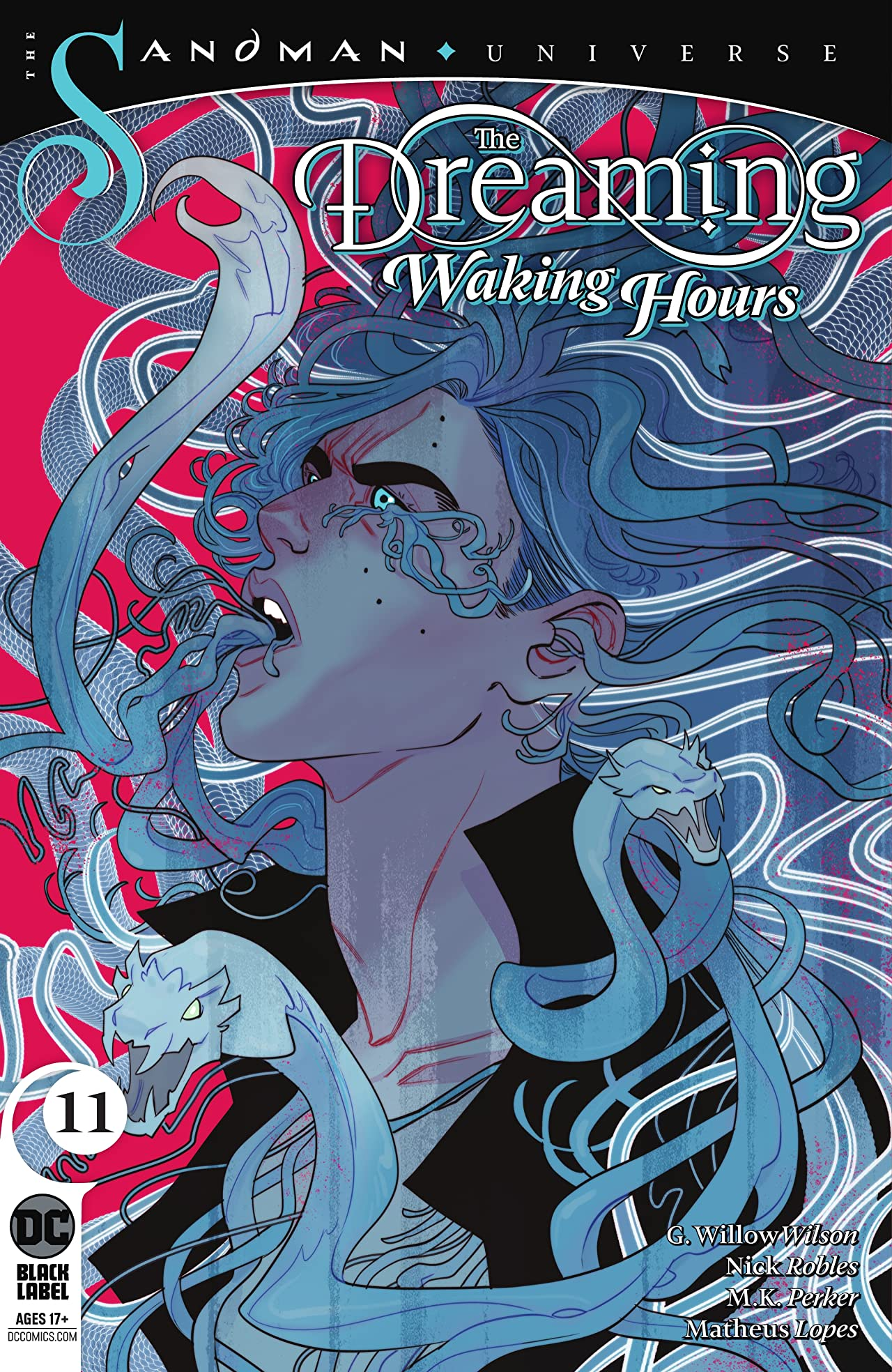 The Dreaming: Waking Hours (2020-) #11