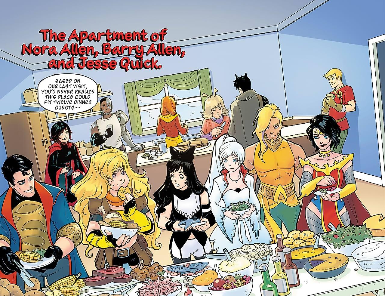RWBY/Justice League (2021) #14