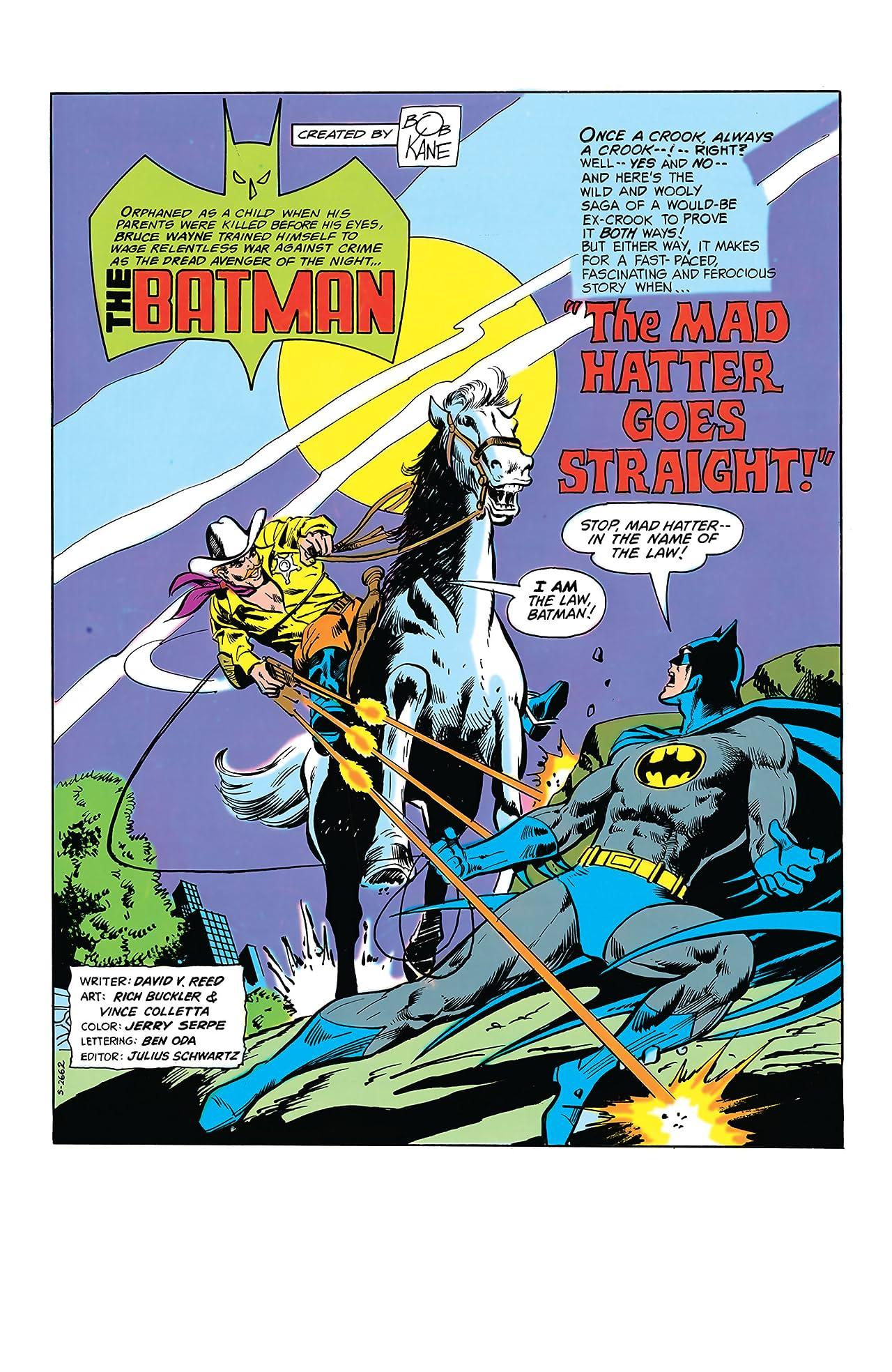 Batman (1940-2011) #297