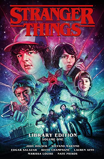Stranger Things Library Edition Vol. 1