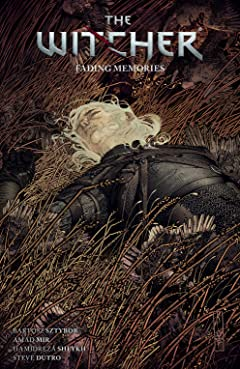 The Witcher Vol. 5: Fading Memories