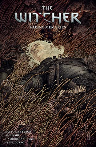 The Witcher Tome 5: Fading Memories