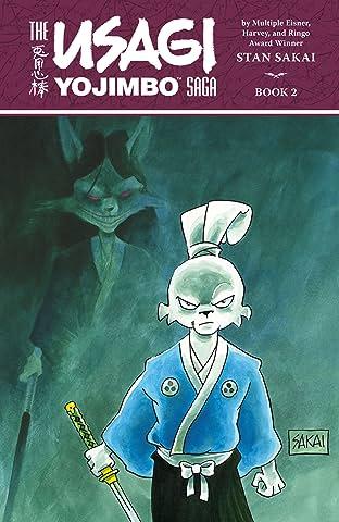 Usagi Yojimbo Saga (Second Edition) Vol. 2