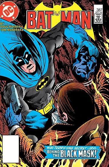 Batman (1940-2011) #387
