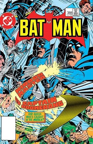 Batman (1940-2011) #388
