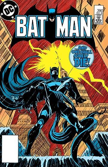 Batman (1940-2011) #390