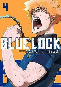 Blue Lock Tome 4