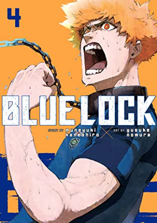 Blue Lock Vol. 4