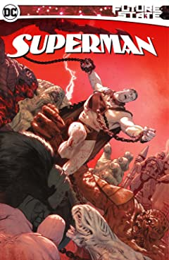 Future State (2021-): Superman