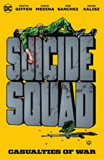 Suicide Squad (2001-2002): Casualties of War
