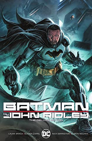 Batman by John Ridley: The Deluxe Edition