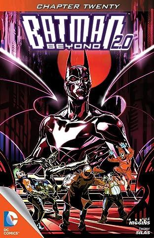Batman Beyond 2.0 (2013-2014) #20