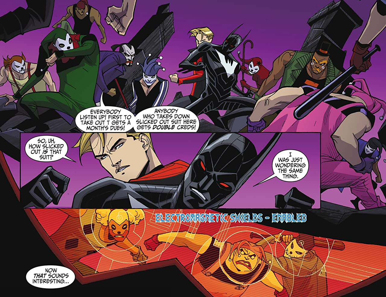 Batman Beyond 2.0 (2013-2014) #20
