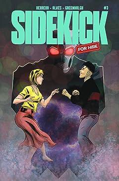Sidekick For Hire #3