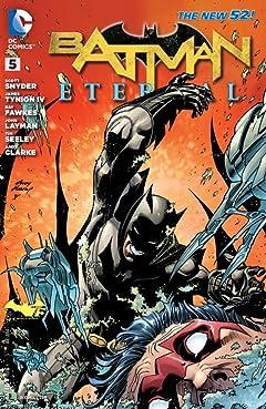 Batman Eternal (2014-2015) No.5