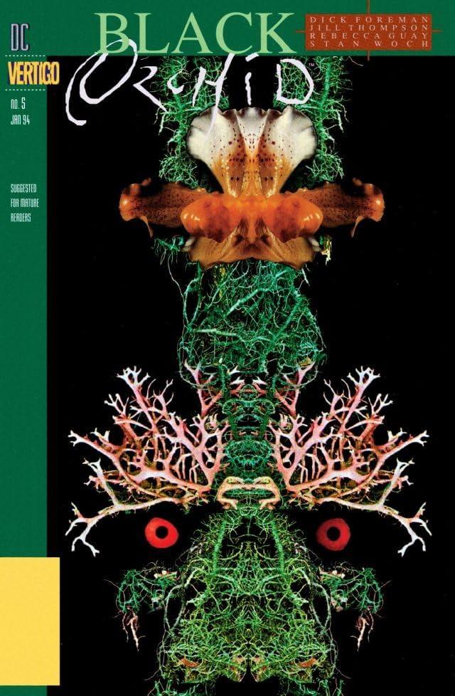 Black Orchid (1993-1995) #5