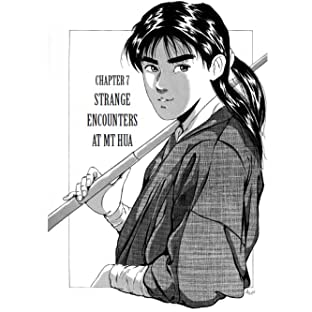 Return of the Condor Heroes Chapter 7 - Strange Encounters at Mt Hua
