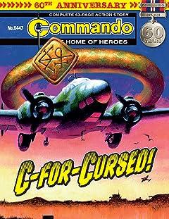 Commando No.5447: C-For-Cursed!