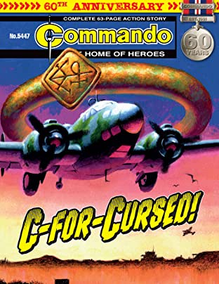 Commando #5447: C-For-Cursed!